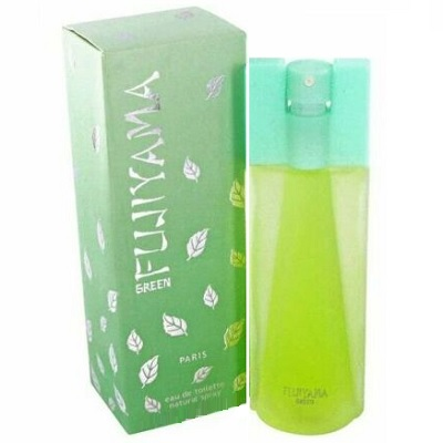 Fujiyama Green Perfume by Succes de Paris 3.3oz Eau De Toilette spray for Women