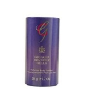 G Giorgio Body Powder (talc) by Giorgio Beverly Hills 1.7oz for Women