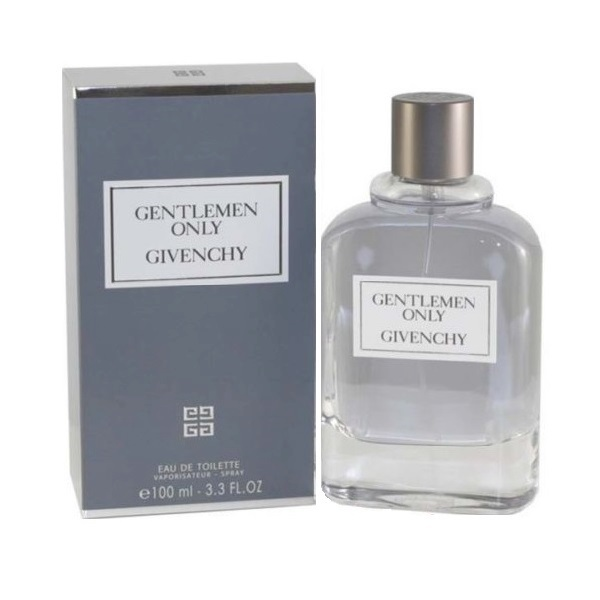Gentlemen Only Cologne by Givenchy 3.3oz Eau De Toilette spray for Men