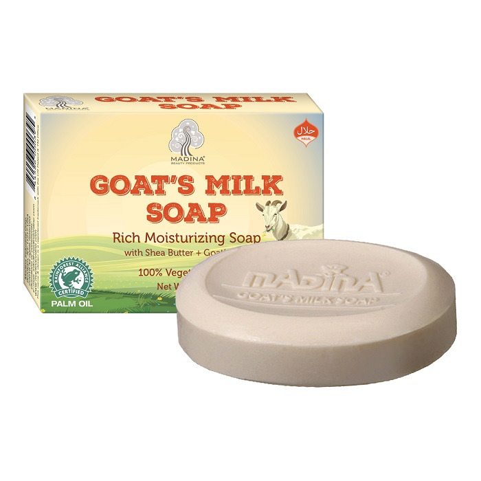 Goat's Milk Soap - Pack of 6 pieces