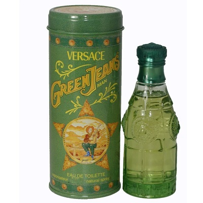Green Jeans Cologne by Versace 2.5oz Eau De Toilette spray for Men