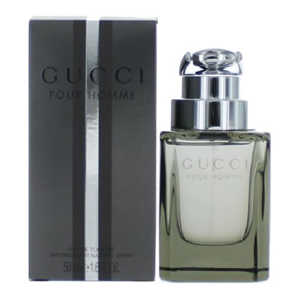 Gucci (new) Cologne by Gucci 1.7oz Eau De Toilette spray for men