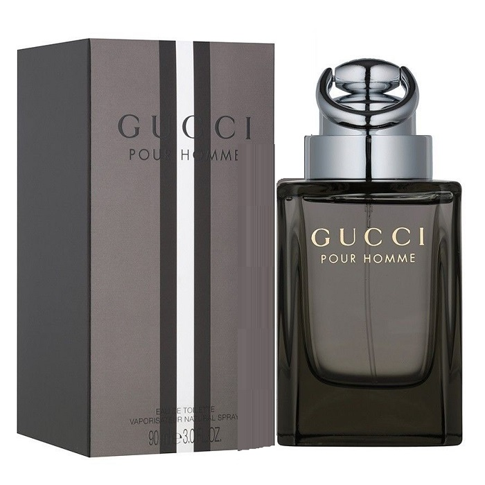 Gucci (new) Cologne by Gucci 3.0oz Eau De Toilette spray for men