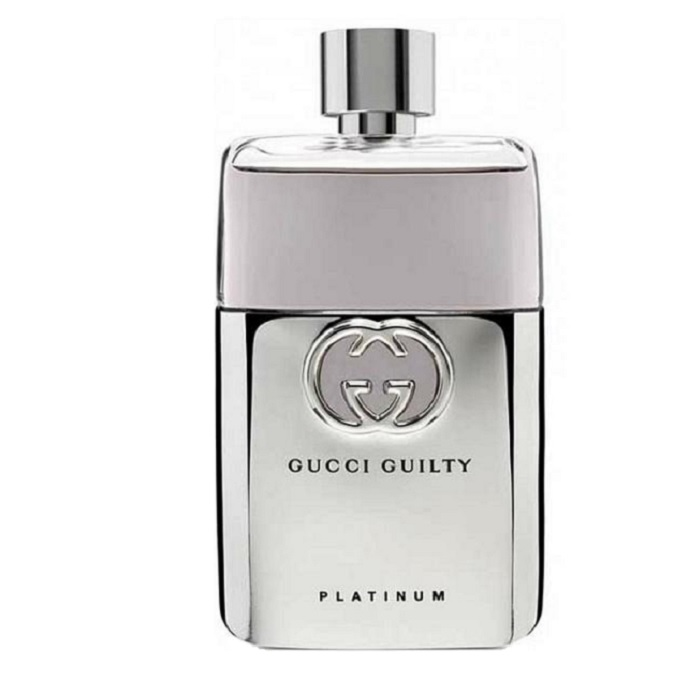 Gucci Guilty Platinum Tester Cologne by Gucci 3.0oz Eau De Toilette spray for men