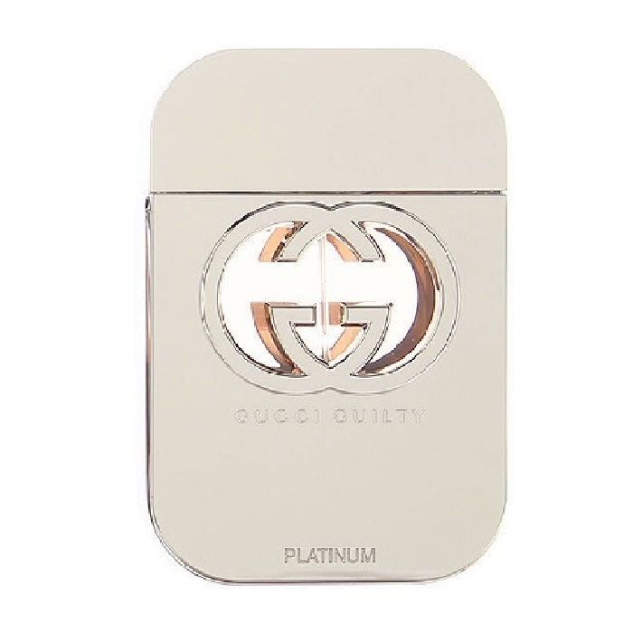 Gucci Guilty Platinum Tester Perfume by Gucci 2.5oz Eau De Toilette spray for women
