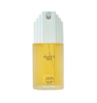 Gucci No 3 Unbox Perfume by Gucci 1.0oz Eau De Toilette spray for women