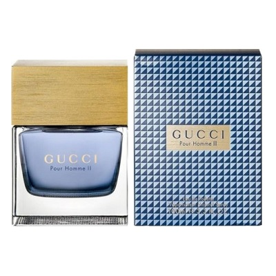 Gucci Pour Homme II Cologne by Gucci 3.3oz Eau De Toilette spray for Men