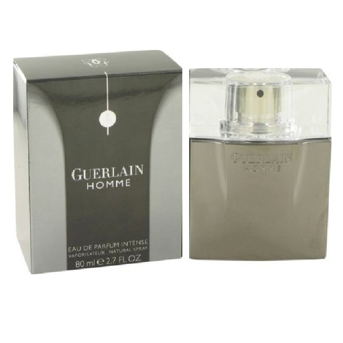 Guerlain Homme Intense Cologne by Guerlain 2.7oz Eau De Parfum spray for Men