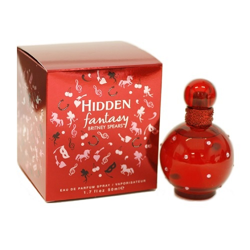Hidden Fantasy Perfume by Britney Spears 1.7oz Eau De Parfum spray for Women