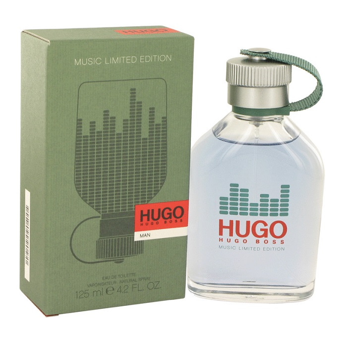 Hugo Cologne by Hugo Boss 4.2oz Eau De Toilette spray for men