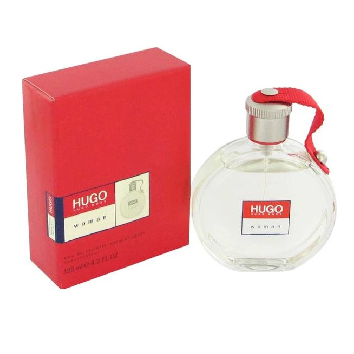 Hugo Perfume by Hugo Boss 4.2oz Eau De Toilette spray for women