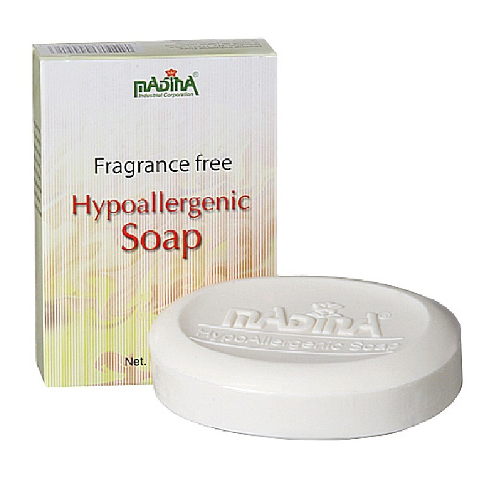 Hypoallergenic Soap - Pack of 6 pieces
