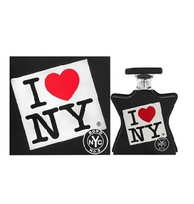 I Love NY Black Perfume by Bond No. 9 3.3oz Eau De Parfum spray for Women