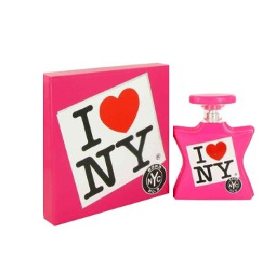 I Love NY Perfume by Bond No. 9 3.4oz Eau De Parfum spray for Women