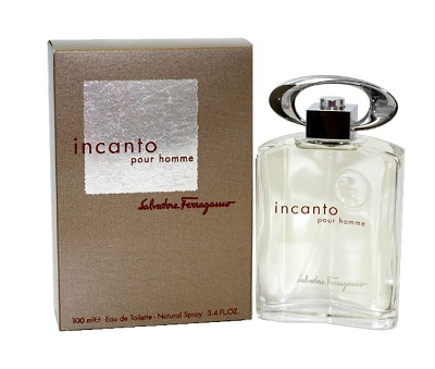 Incanto Cologne by Salvatore Ferragamo 3.4oz Eau De Toilette spray for Men