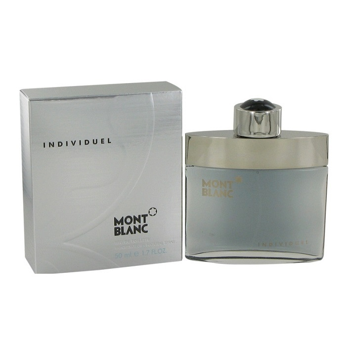 Mont Blanc Individuel Cologne by Mont Blanc 1.7oz Eau De Toilette spray for Men