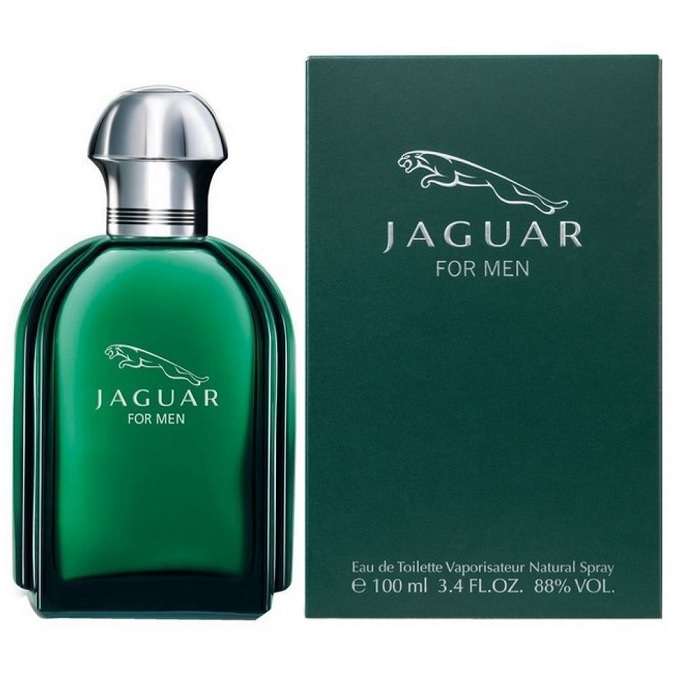 Jaguar Cologne by Jaguar 3.4oz Eau De Toilette spray for men