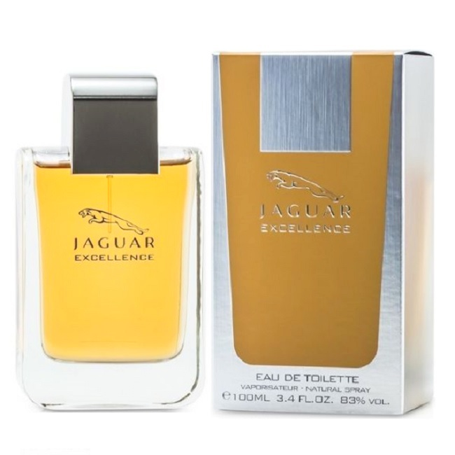 Jaguar Excellence Cologne by Jaguar 3.4oz Eau De Toilette spray for men