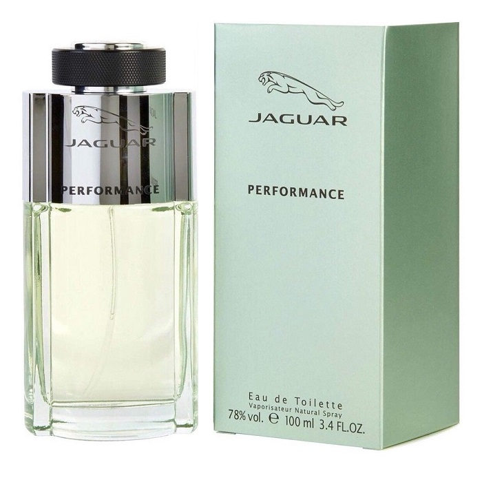 Jaguar Performance Cologne by Jaguar 3.4oz Eau De Toilette spray for men