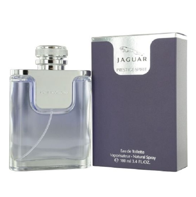 Jaguar Prestige Spirit Cologne by Jaguar 3.4oz Eau De Toilette spray for men