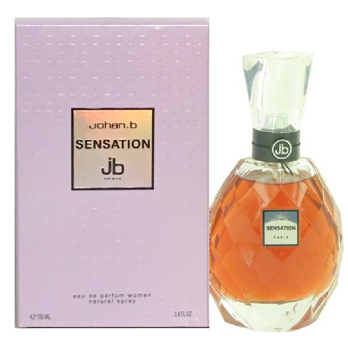 Johan B Sensation Perfume by Geparlys Johan B 3.4oz Eau De Perfume spray for women