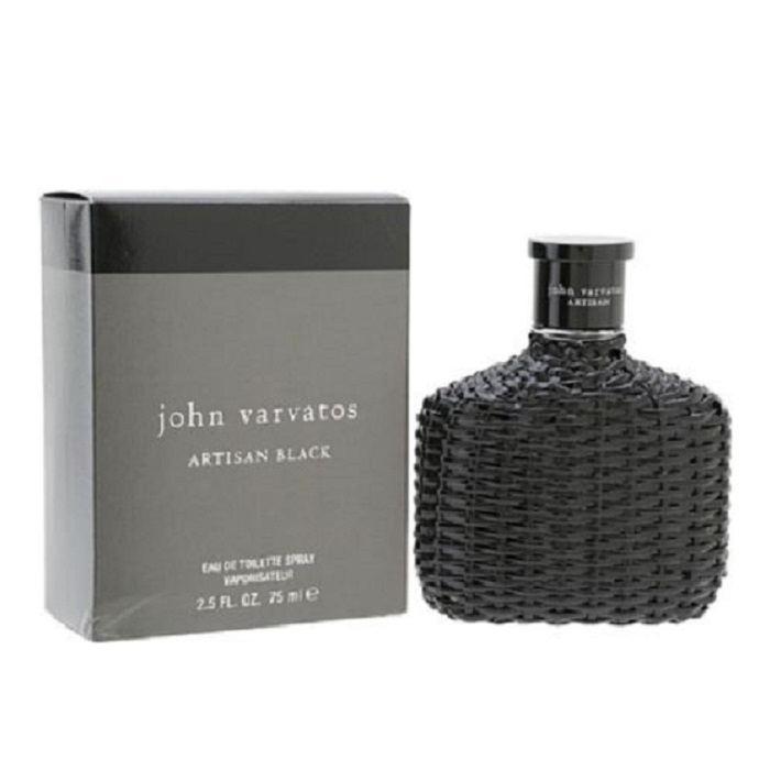 John Varvatos Artisan Black Cologne by John Varvatos 2.5oz Eau De Toilette spray for men