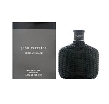 John Varvatos Artisan Black Cologne by John Varvatos 4.2oz Eau De Toilette spray for Men