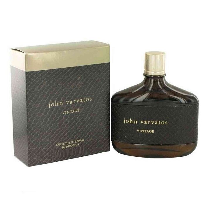 John Varvatos Vintage Cologne by John Varvatos 4.2oz Eau De Toilette spray for Men