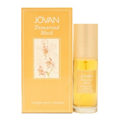 Jovan Tamarind Musk Perfume by Jovan 1.5oz Cologne Mist spray for Women
