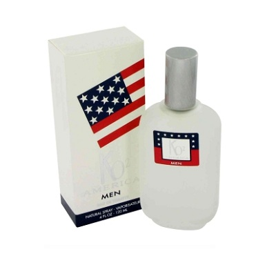 KO2 America Cologne by Diamond International 4.0oz Eau De Toilette spray for Men