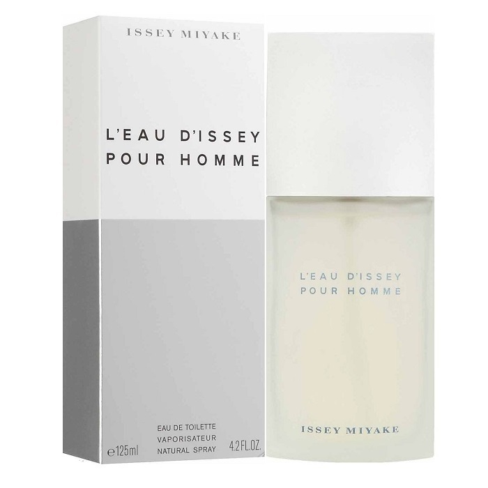 L'Eau D'Issey Issey Miyake Cologne by Issey Miyaki 4.2oz Eau De Toilette spray for Men
