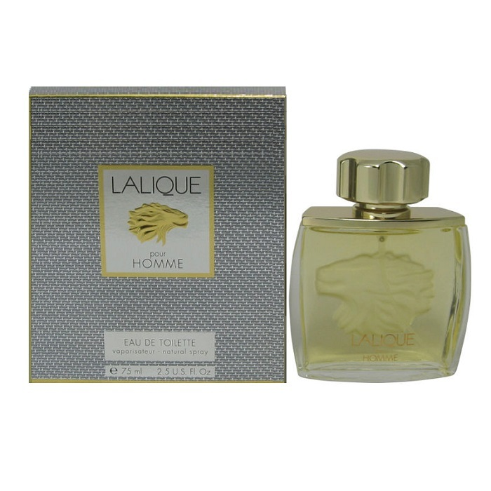 Lalique Cologne by Lalique Parfums 2.5oz Eau De Toilette spray for Men