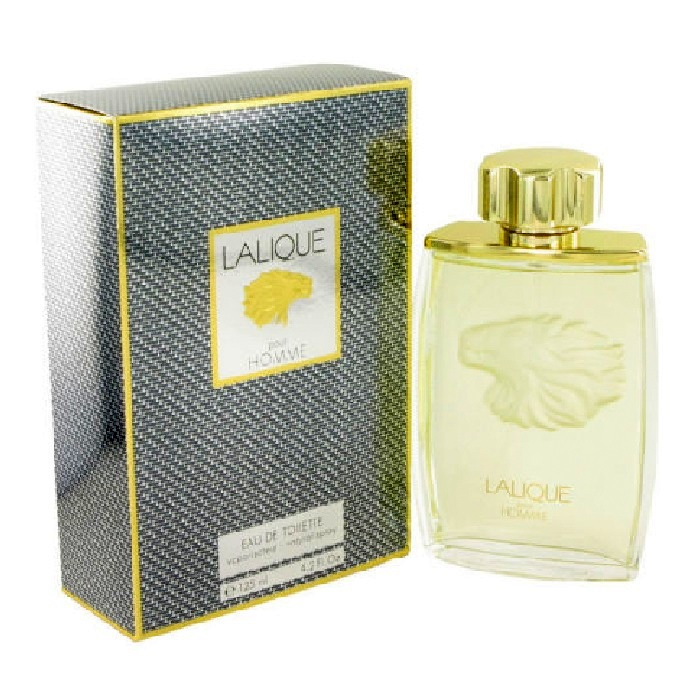 Lalique Cologne by Lalique Parfums 4.2oz Eau De Toilette spray for Men