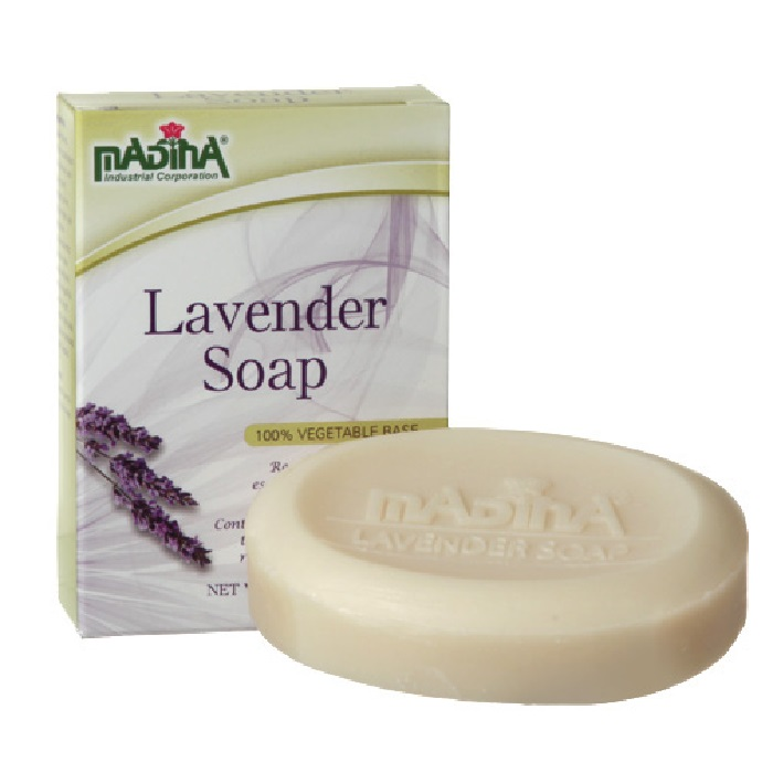 Lavender Soap 3.5oz - Pack of 6 pieces