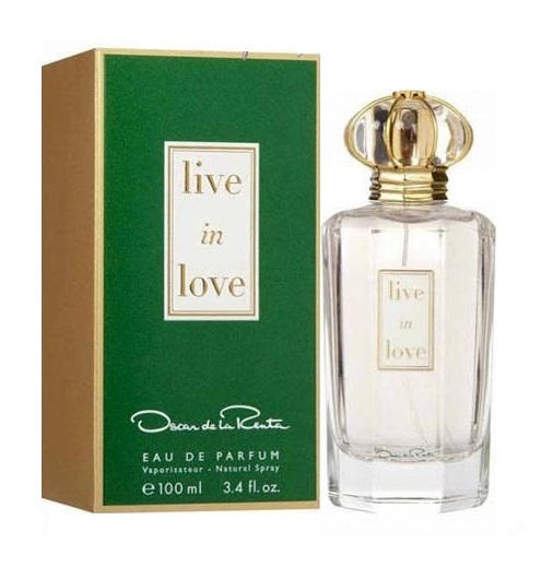Live in Love Perfume