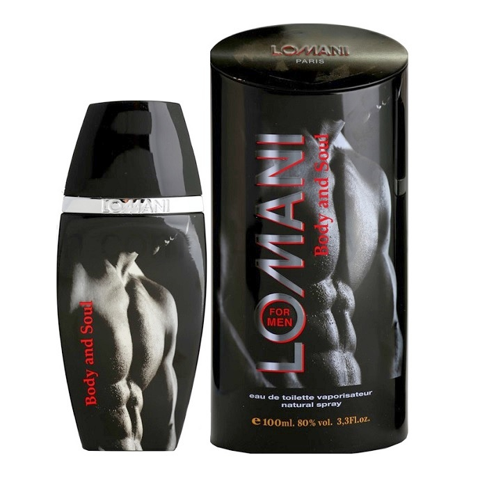 Lomani Body and Soul Cologne