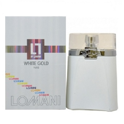 Lomani White Gold Cologne