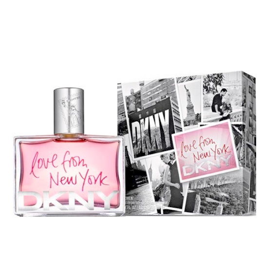 Love From New York Perfume