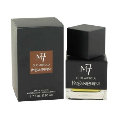 M7 Oud Absolu Cologne by Yves Saint Laurent 2.7oz Eau De Toilette spray for Men