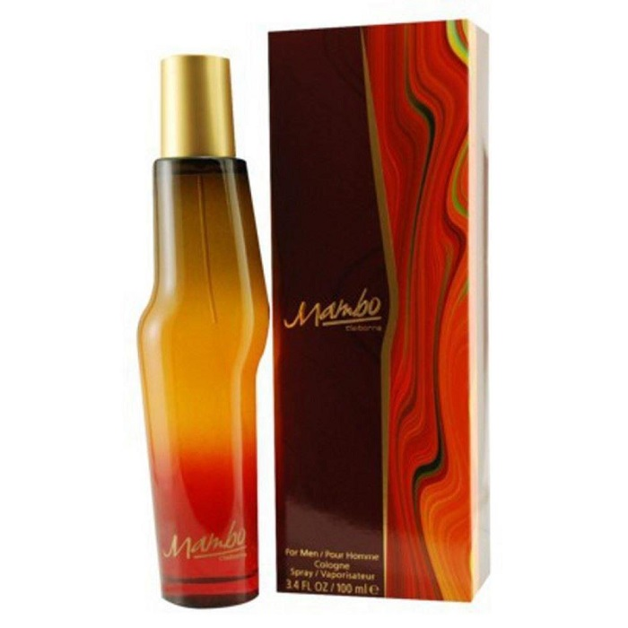 Mambo Cologne by Liz Claiborne 3.4oz Eau De Toilette spray for men