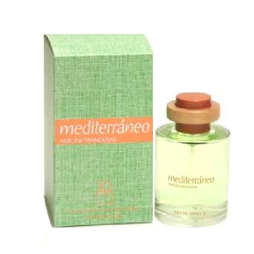 Mediterraneo Cologne by Antonio Banderas 3.4oz Eau De Toilette spray for Men