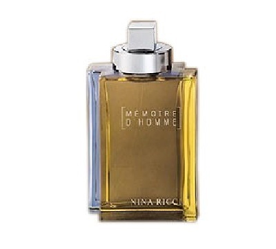 Memoire D'Homme Tester Cologne by Nina Ricci 3.4oz Eau De Toilette spray for Men