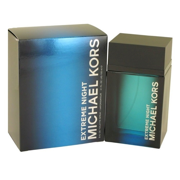 Michael Kors Extreme Night Cologne by Michael Kors 4.0oz Eau De Toilette spray for men