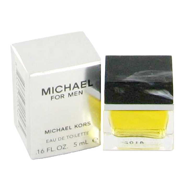 Michael Kors Mini Cologne by Michael Kors 0.16oz / 5ml Eau De Toilette for men