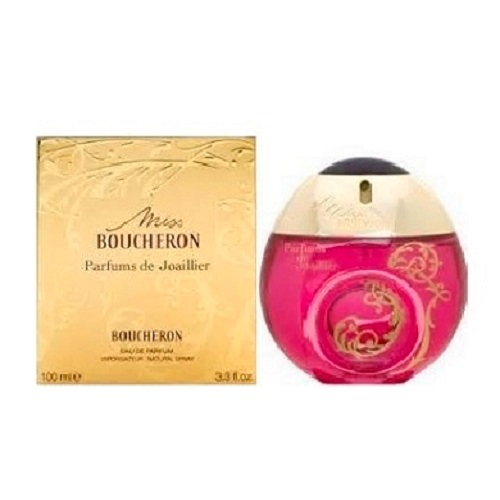 Miss Boucheron Perfume by Boucheron 3.3oz Eau De Parfum Joaillier spray for Women