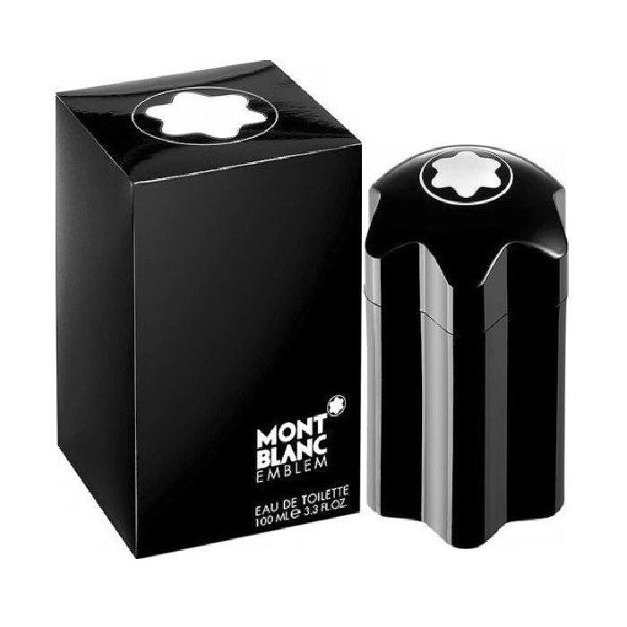 Mont Blanc Emblem Cologne by Mont Blanc 3.3oz Eau De Toilette spray for Men