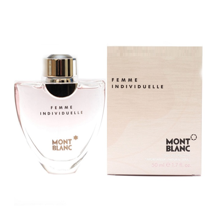 Mont Blanc Individuelle Perfume by Mont Blanc 1.7oz Eau De Toilette spray for Women