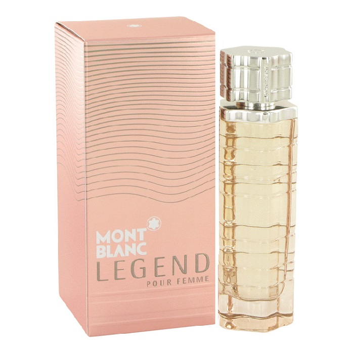 Mont Blanc Legend Perfume by Mont Blanc 1.7oz Eau De Parfum spray for Women
