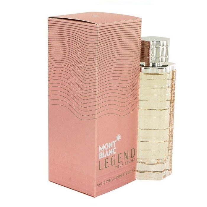 Mont Blanc Legend Perfume by Mont Blanc 2.5oz Eau De Parfum spray for Women