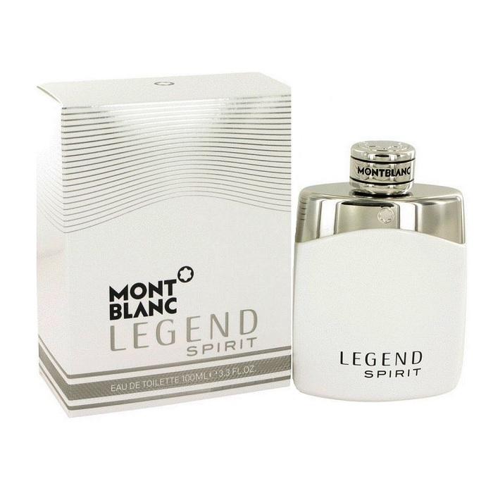 Mont Blanc Legend Spirit Cologne by Mont Blanc 3.3oz Eau De Toilette spray for Men